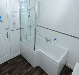 Picture of Ensuite Room Facilities