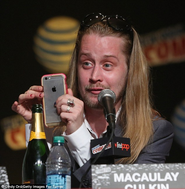 Macaulay Culkin Speaks Out to Deny Drug Addiction