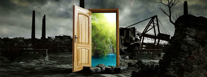 open doors to a new sober life image
