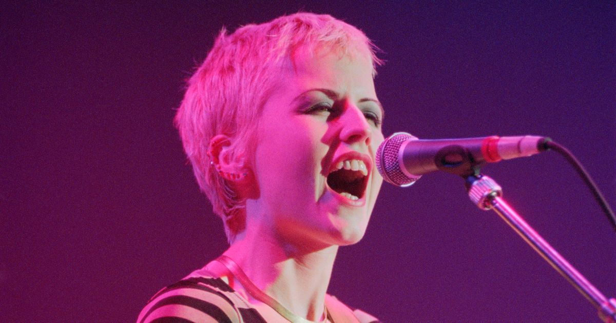 The Tragic Death of Cranberries' Frontwoman