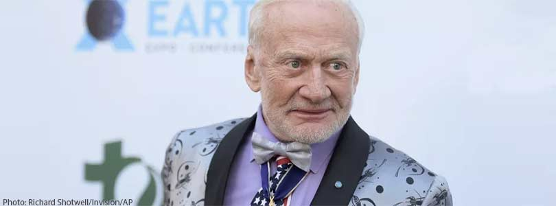 Buzz Aldrin on Alcoholism