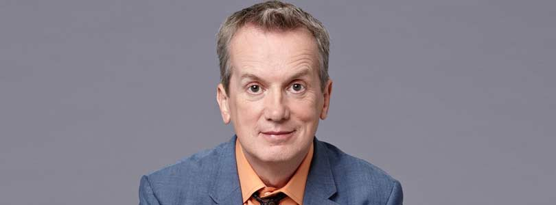 Frank Skinner on Alcoholism and Recovery