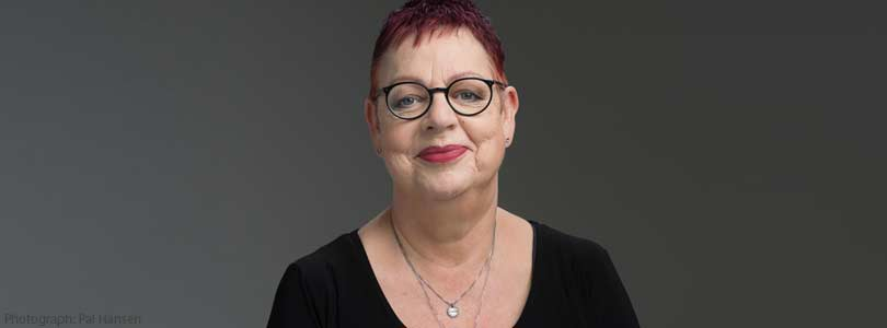 Jo Brand on addiction and sobriety