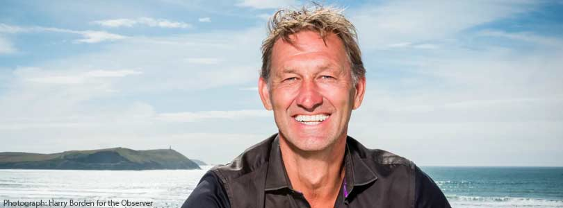 Footballer Tony Adams on life after alcoholism