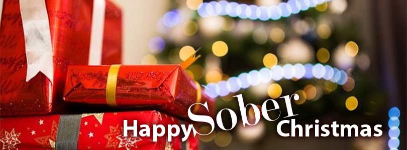 happy sober christmas