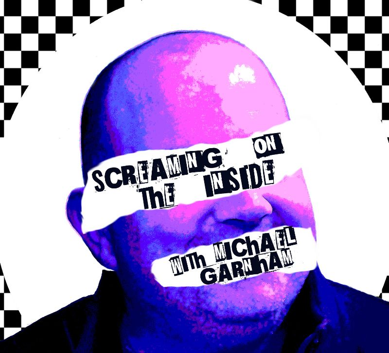 UKAT Podcast - SCREAMING ON The INSIDE - Michael Garnham