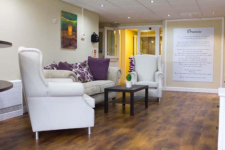A UKAT Owned rehab facility