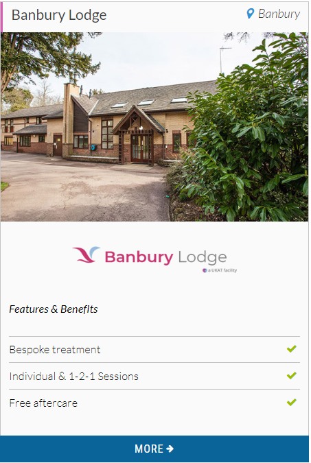 Banbury Lodge - Bupa provider