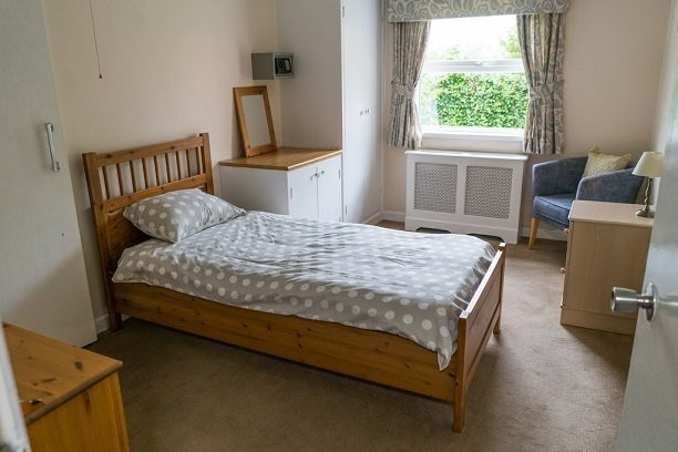 Linwood House bedroom option two