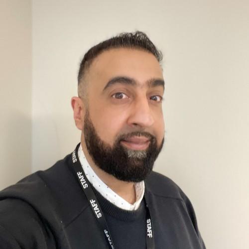 photo of Medissar Iqbal UKAT Operations manager